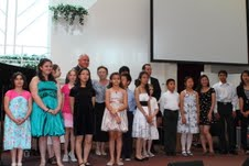 Mayor Frank Scarpitti at Maya Music Society Anual Music Concert(2012)