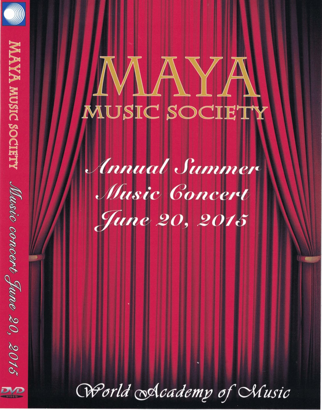 Maya Music Society - Annual Summer Music Concert 2015