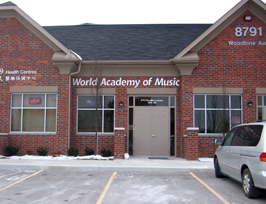 Music Academy Building